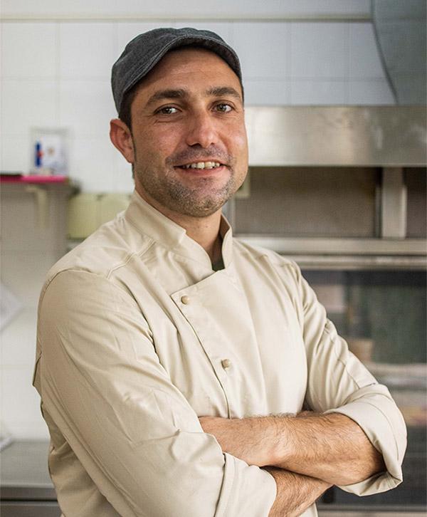 chef hotel santa gilla