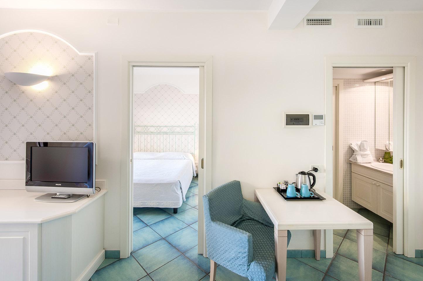 junior suite hotel santa gilla