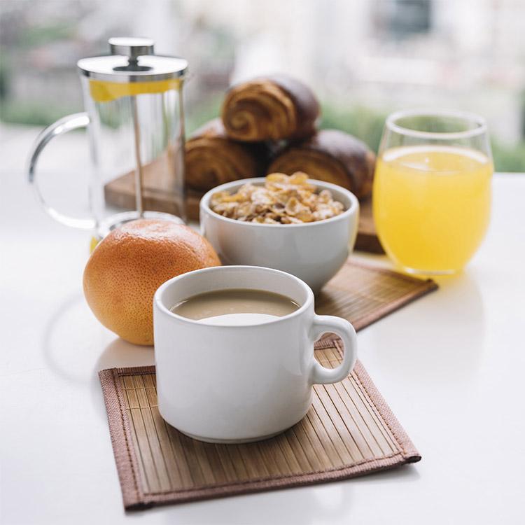 colazione hotel santa gilla capoterra